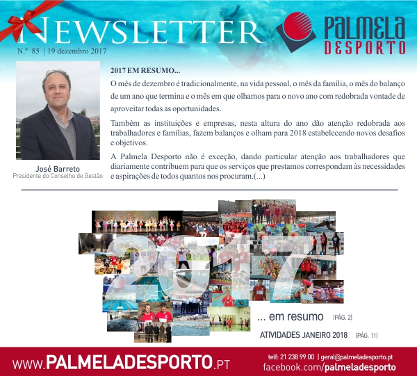 newsletter nº85