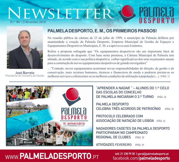 newsletter nº86